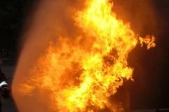 Industriebrand-Hohlstrahlrohr